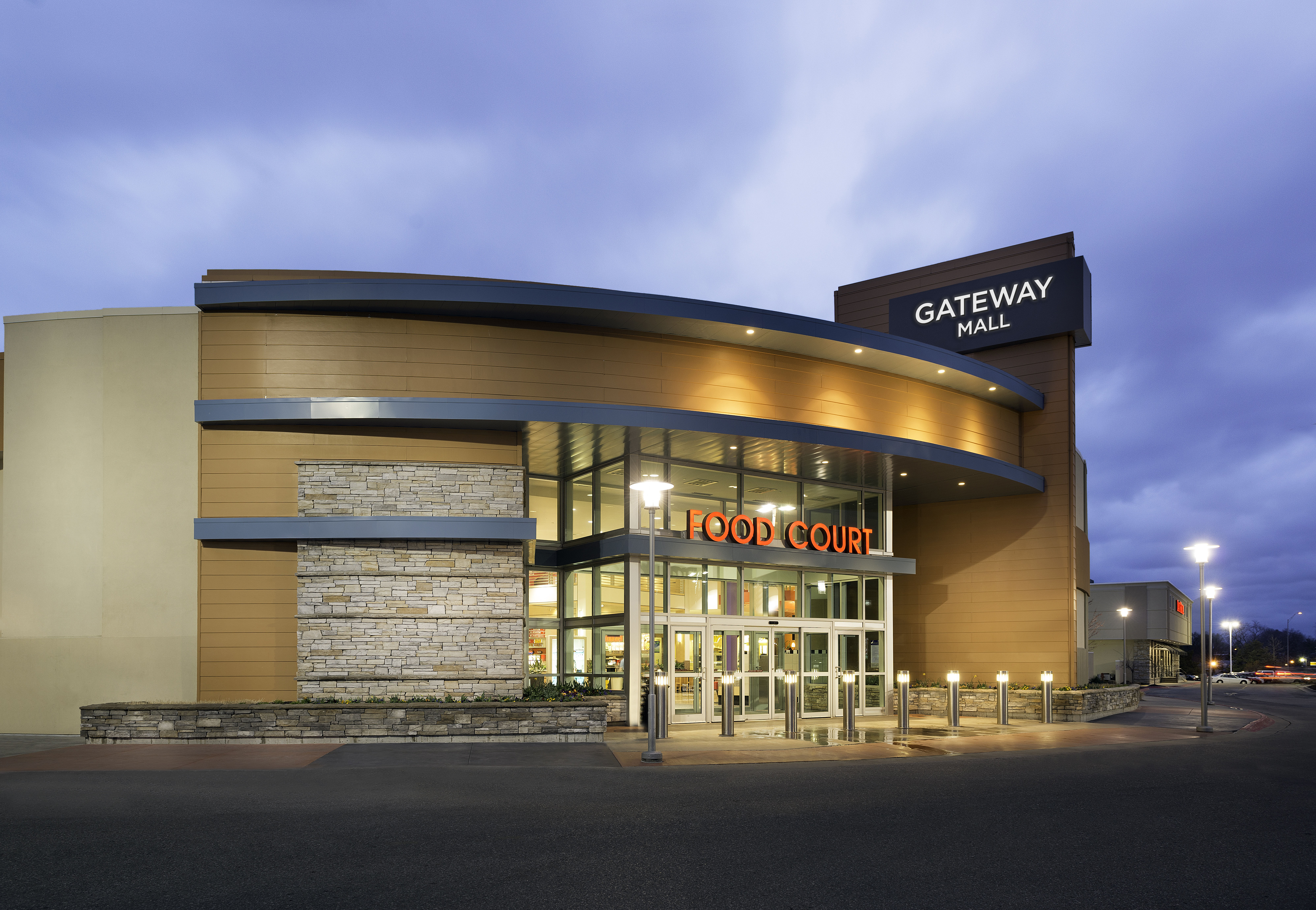 gateway mall starwood retail partners. Black Bedroom Furniture Sets. Home Design Ideas