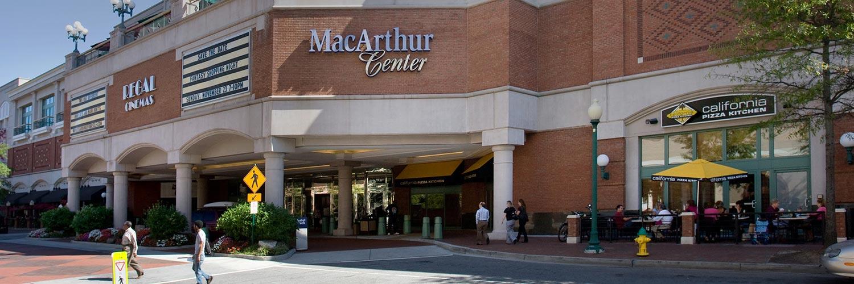 macarthur center starwood retail partners. Black Bedroom Furniture Sets. Home Design Ideas