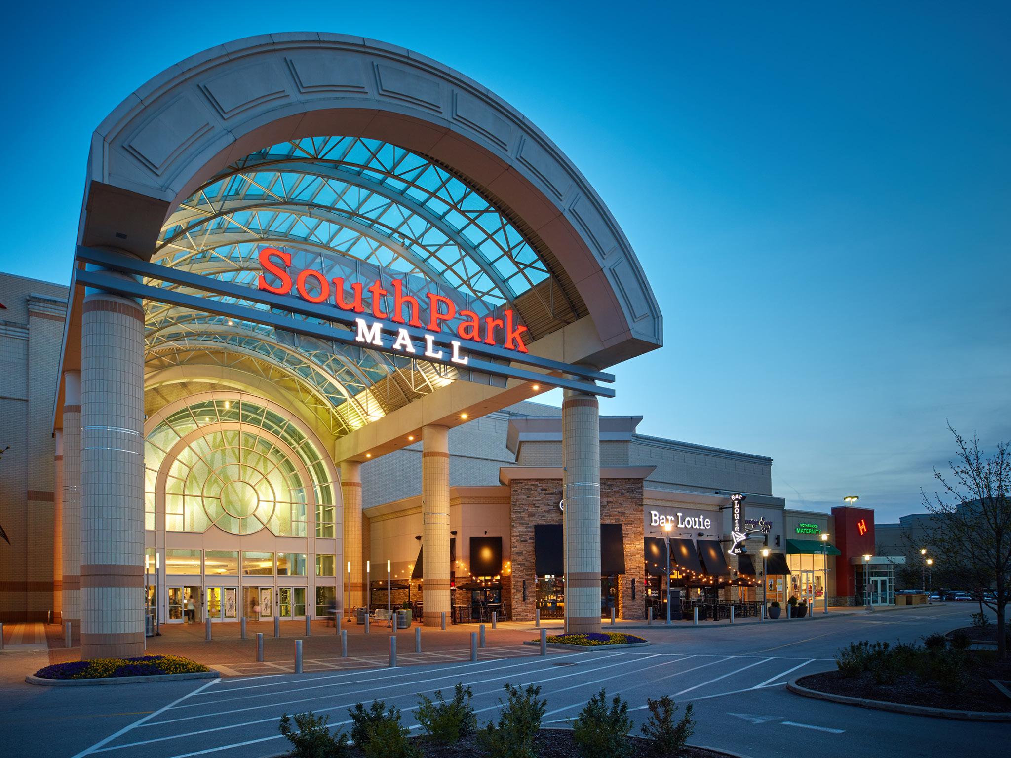 Southpark Mall Starwood Retail Partners