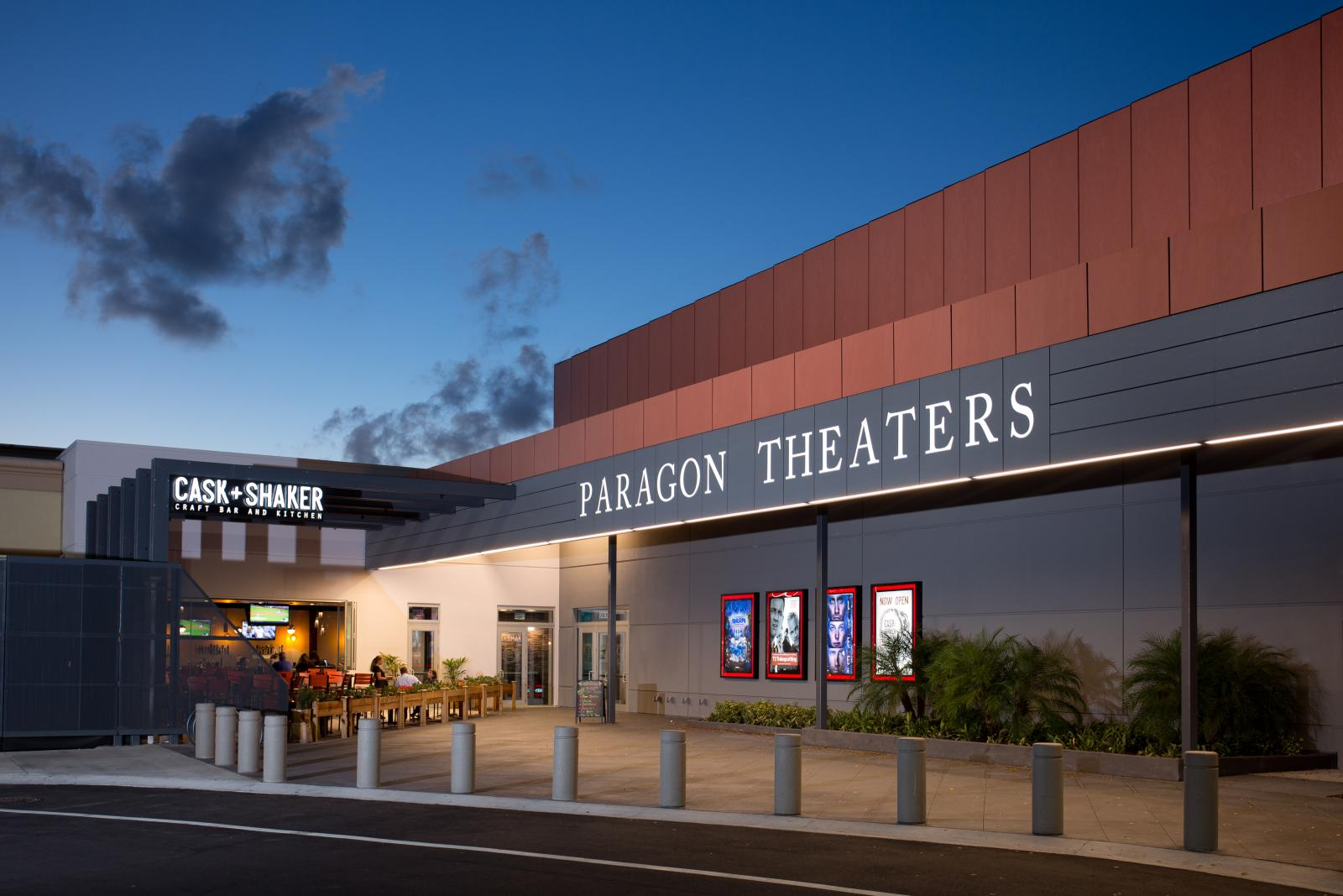 Wellington Green New Theater