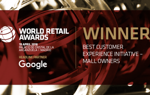 World Retail Congress Winner
