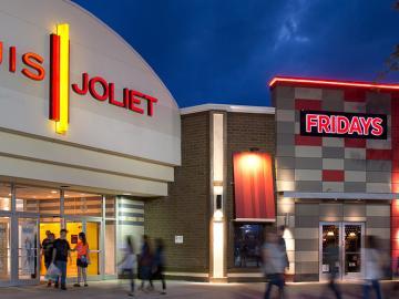 Photo of: Louis Joliet Mall